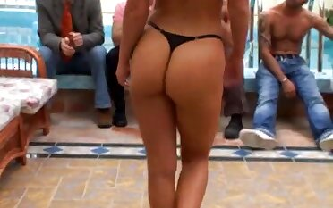 Smoking hot girl loves nothing more than procurement her butt banged