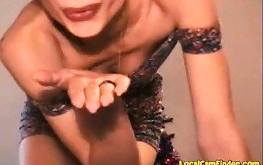 Milf Hot Upskirt Doll-sized Panties