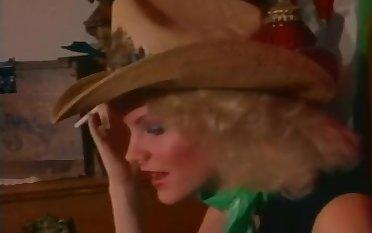 Karen Summers Cowgirl Fucks A Cowboy
