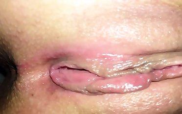 Curse at and orgasm