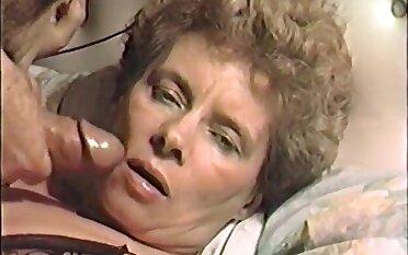 vhs porno for a hot mature milf wife facefuck jizz facial